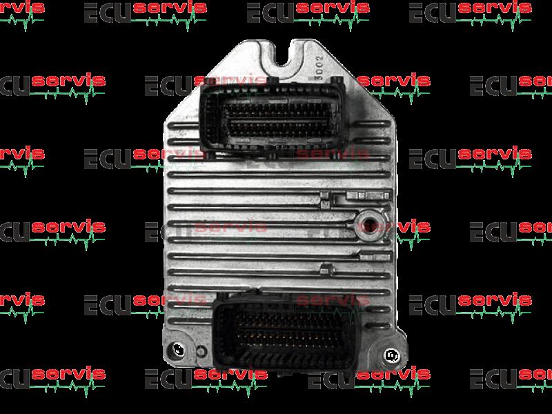 Engine control units Simtec 71 - Opel